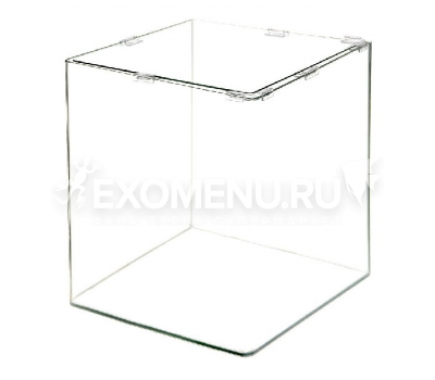 Аквариум PRIME стекло OpticWhite, 27 л