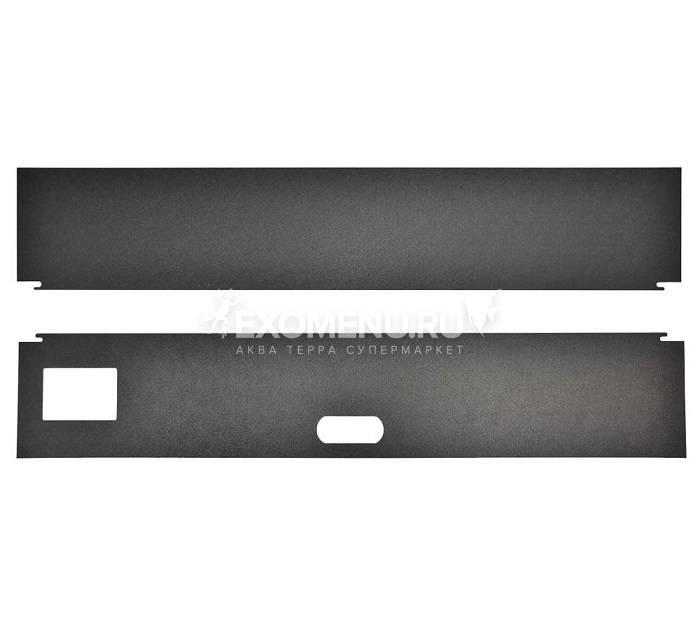 Комплект покровных крышек для аквариумов  РИФ 125/ ALTUM 135 (2 детали, без ручки и кормушки)