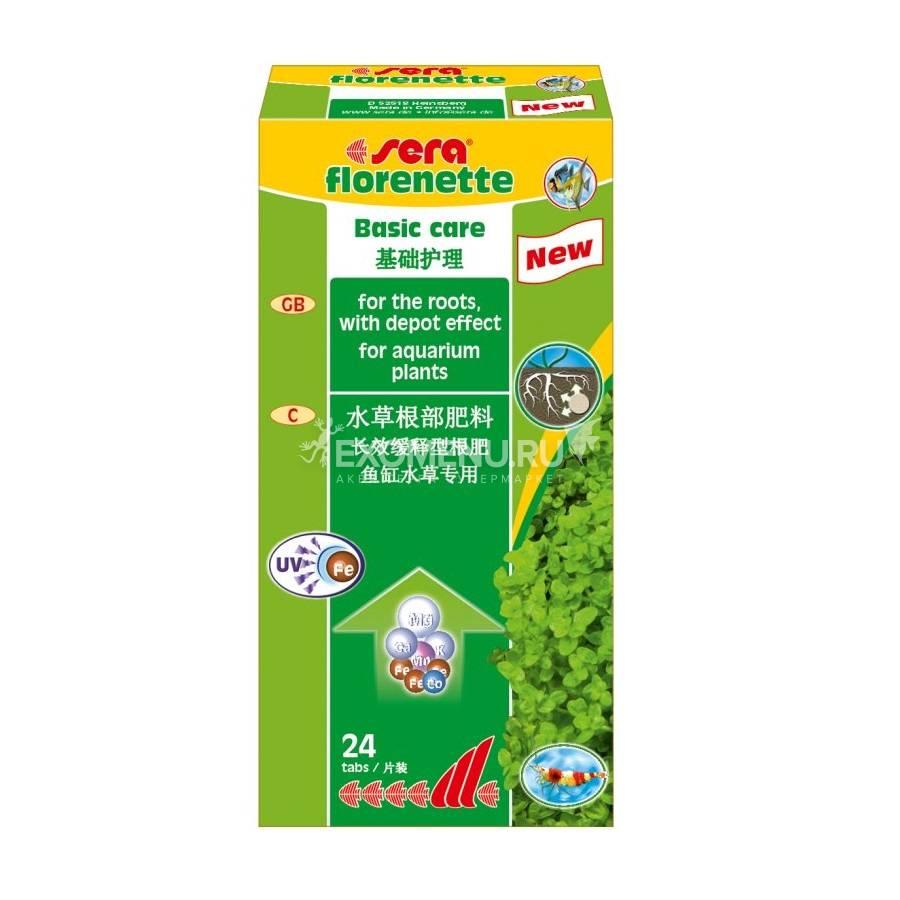 Сера Удобрение для растений FLORENETTE A 24 таблетки (S3320) фото