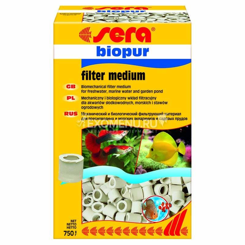 Сера Биологический наполнитель BIOPUR 750 г (S8420)