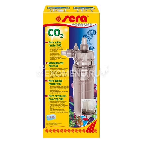 Сера Flore CO2 активный реактор  500 (S8057)