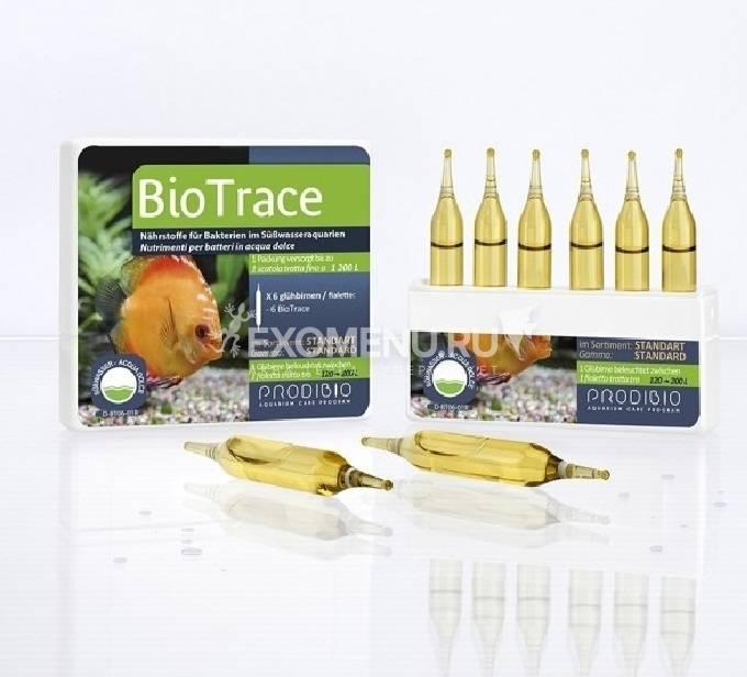 Prodibio BIO TRACE добавка микроэлементов для пресной воды (6шт)