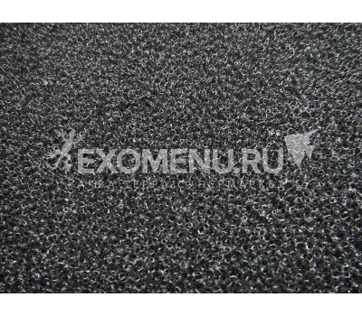 Губка фильтрующая пенополиуритановая 50х500х500мм PPI 20 черная