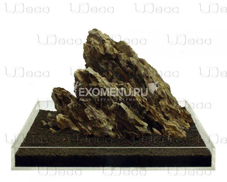 UDeco Dragon Stone MIX SET 20 - Натуральный камень