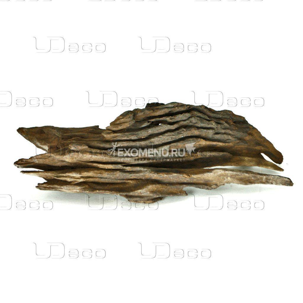 UDeco Iron Driftwood XXXS -Набор для оформления аквариумов и террариумов, состоящий из нескольких натуральных