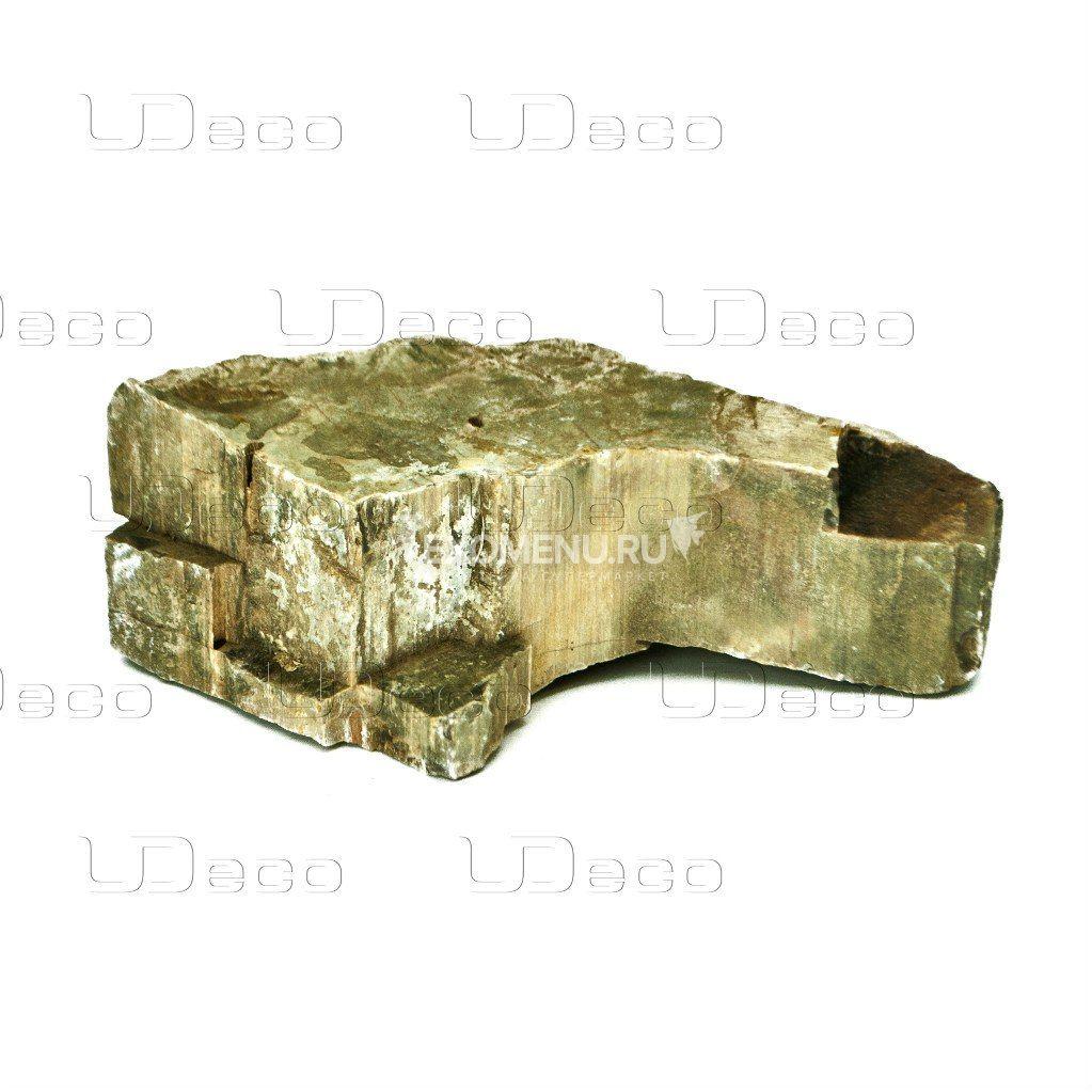 UDeco Fossilized Wood Stone M - Натуральный камень