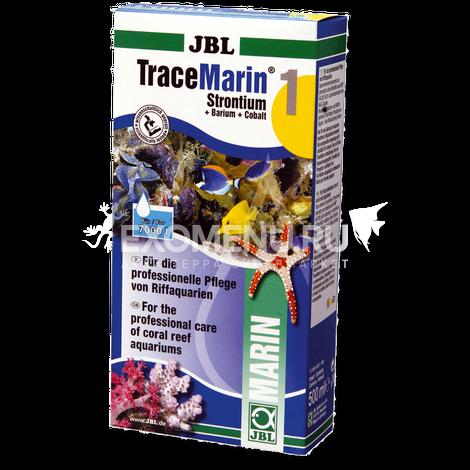 JBL TraceMarin 1 - Препарат со стронцием, барием и кобальтом для морских аквариумов, 500 мл, на 7000 л фото