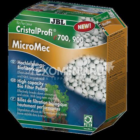 JBL MicroMec CP e1500 - Наполнитель в форме шариков для биофильтрации для фильтра CristalProfi е1500, 1600 мл.