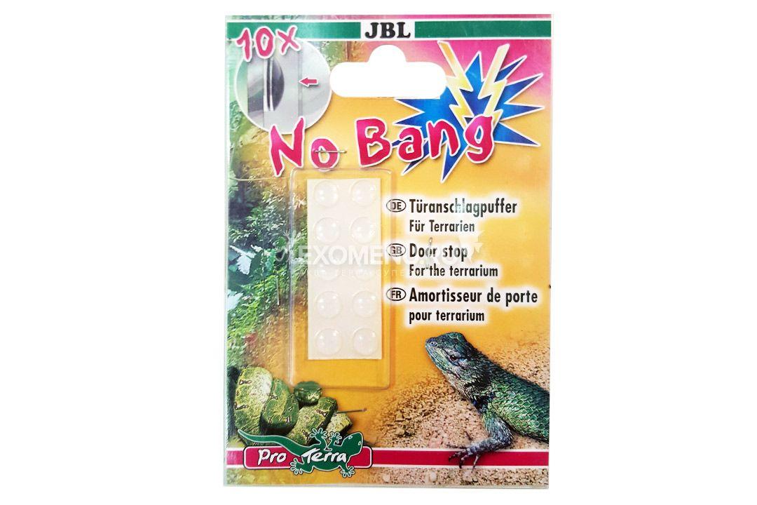 JBL NoBang - Ограничитель для стенок террариума из элластичного материала