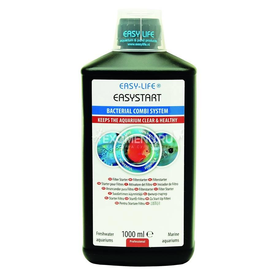 Фильтр-стартер для очистки воды в аквариуме EASY LIFE - ES - EASYSTART 1000ML