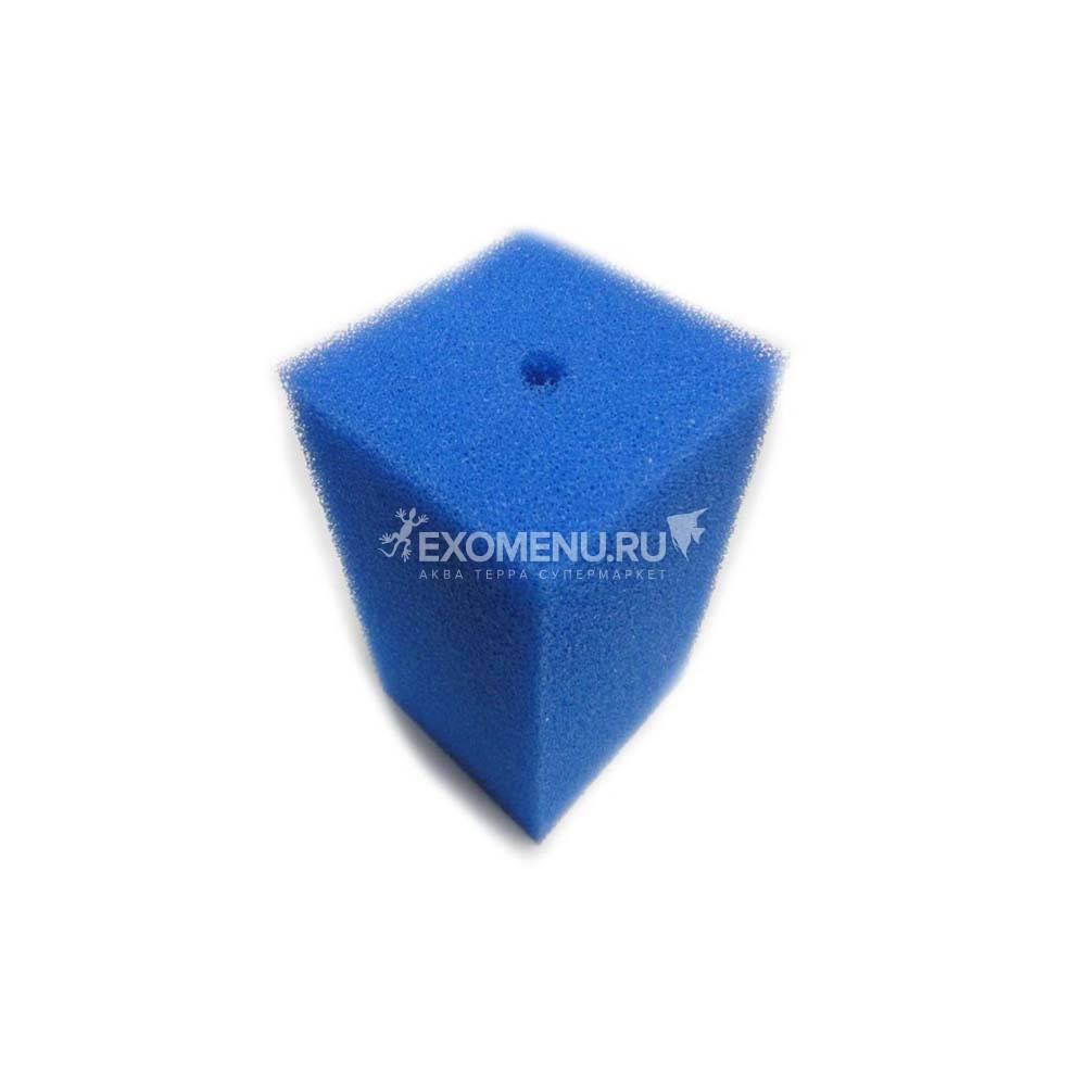 Губка фильтрующая пенополиуритановая 300х100х100мм PPI 20 синяя