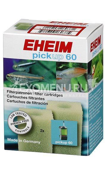 Губка для фильтра EHEIM PICK UP 60 (2шт)