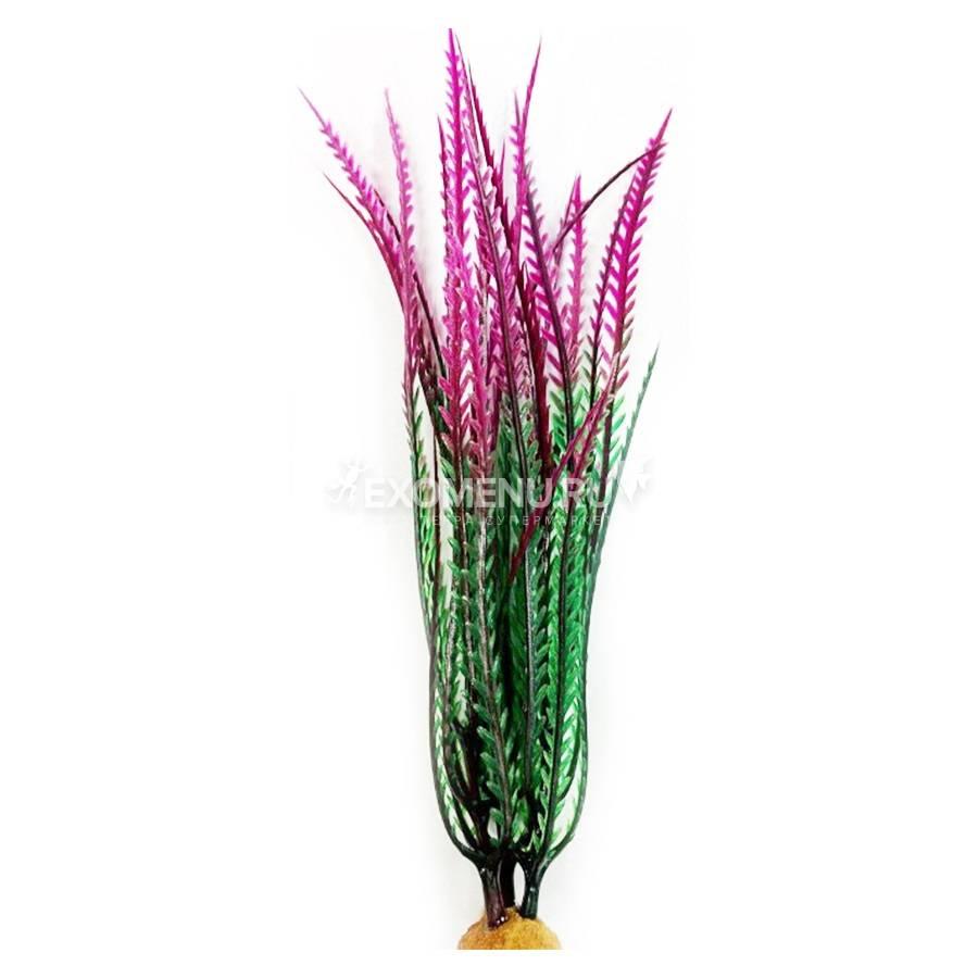 Искусственное растение 6*6*23 см