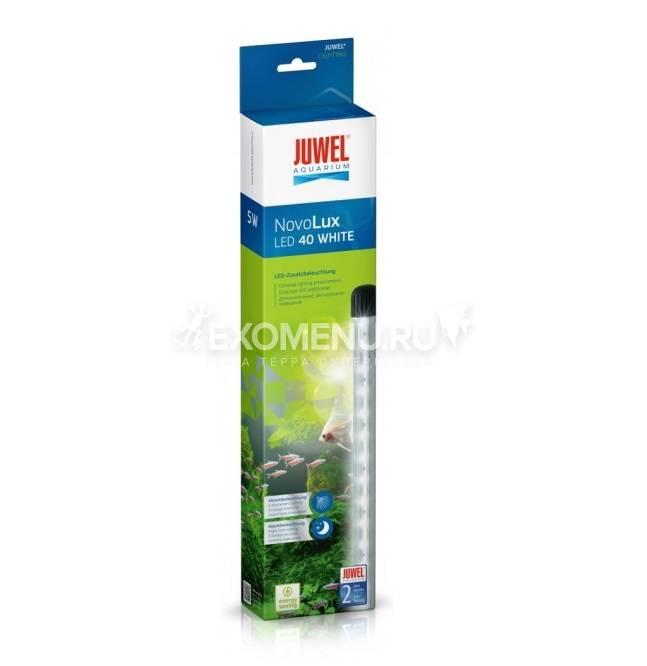 Светильник светодиодный Juwel NovoLux LED 40 белый 5W 6500°к 34,3см (49240)