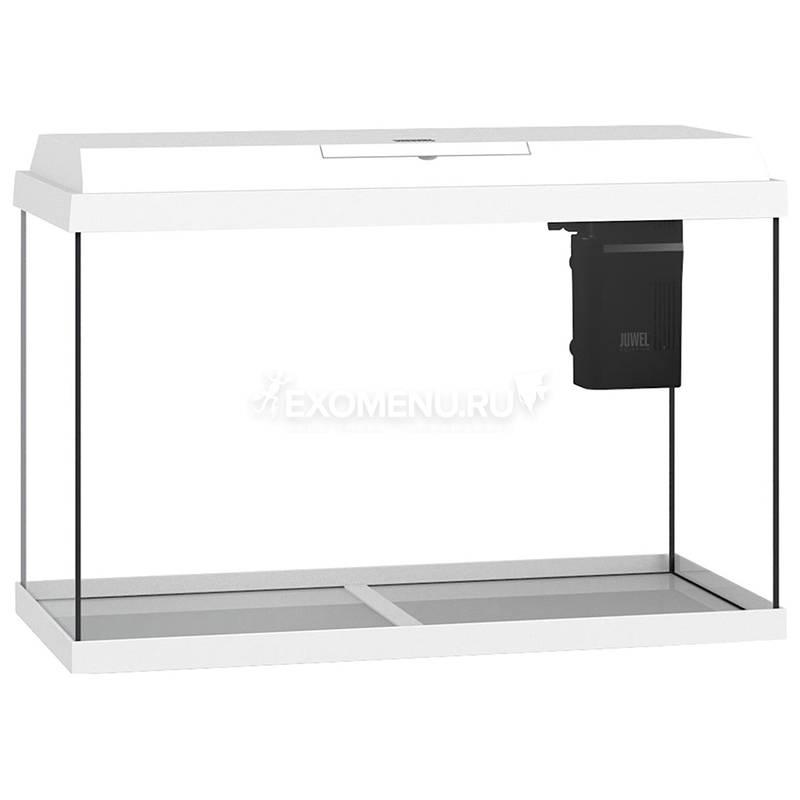 Аквариум RIO 180 LED 180л белый (white) 101х41х50см 2х23W Фильтр Bioflow M, Нагр200W
