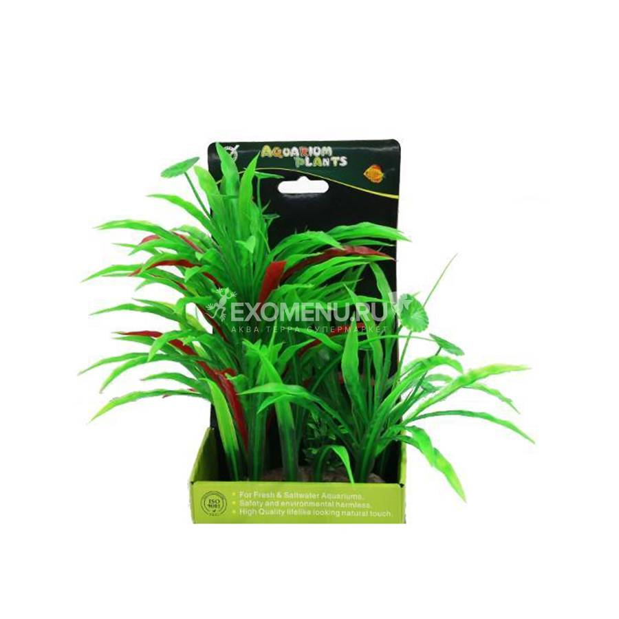 Искусственное растение 22см, в картонной коробке