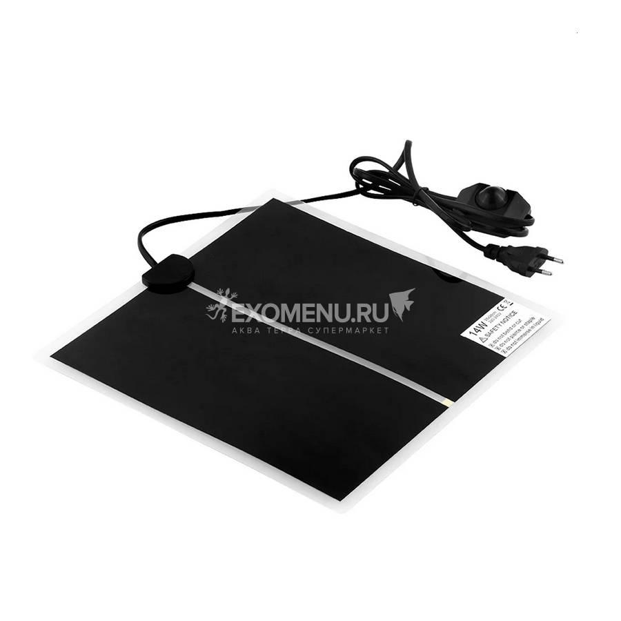 Греющий коврик NomoyPet для террариума 14Вт. 28*28см (NR-03C)