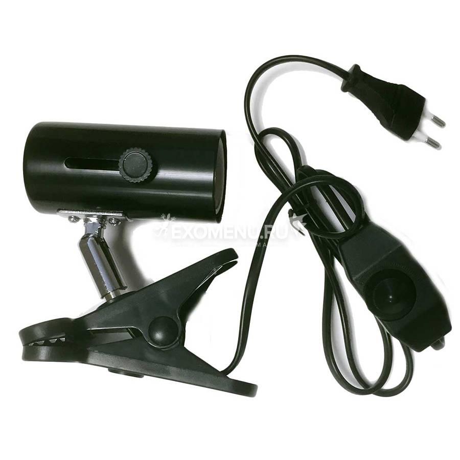 Светильник NomoyPet для террариума (с выключателем