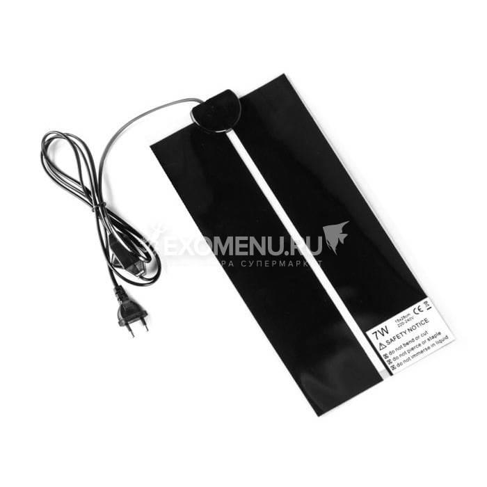 Греющий коврик NomoyPet для террариума 7Вт 15*28см (NR-03B)