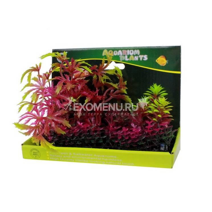 Искусственное растение 15см, в картонной коробке (YM-0206)