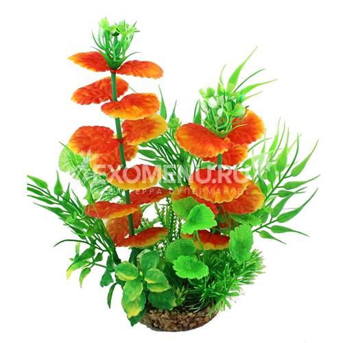 Искусственное растение 20см, в картонной коробке (2703)