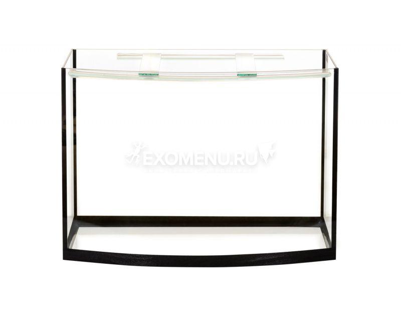 Аквариум AquaPlus 105 (700x350x500-6) фигурный