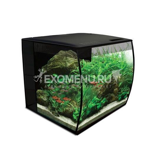 !ПОД ЗАКАЗ! Аквариум Fluval Flex с изогнутым стеклом (34л)