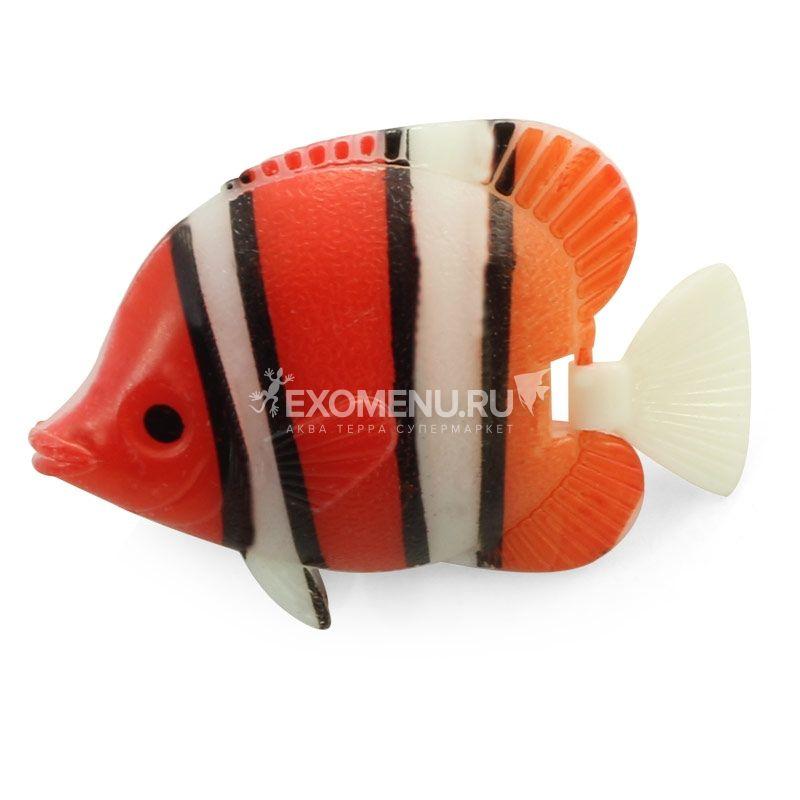 Рыбка декоративная 2271CW, 45*15*32мм фото