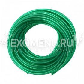 Шланг для воздуха 4/6мм 25м зеленый