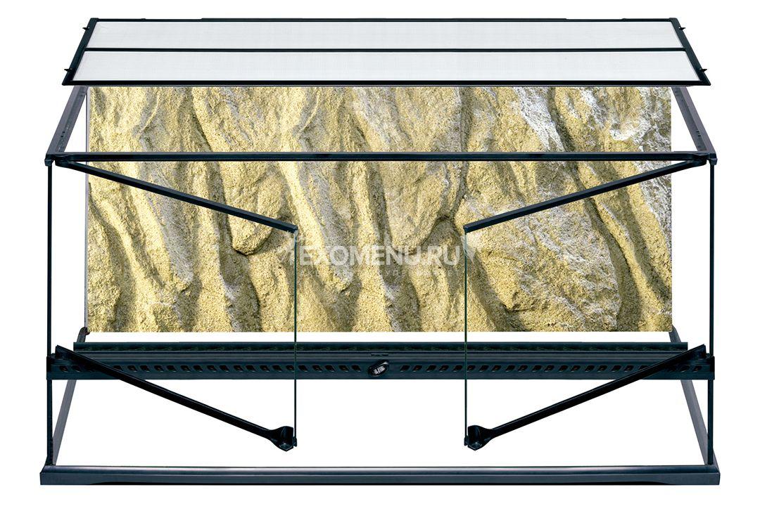 Террариум из силикатного стекла, 90 x