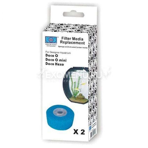 Материал фильтрующий для фильтра аквариума