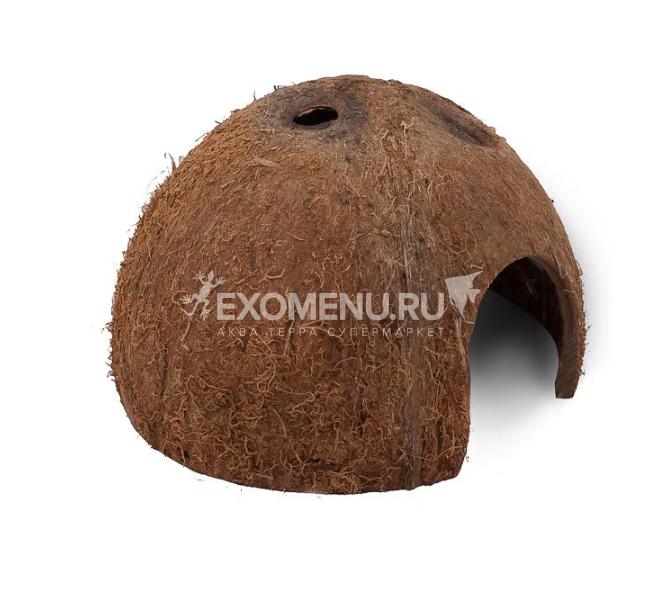 JBL Cocos Cava 1/2M - Пещерка из скорлупы кокосового ореха для аквариума и террариума фото