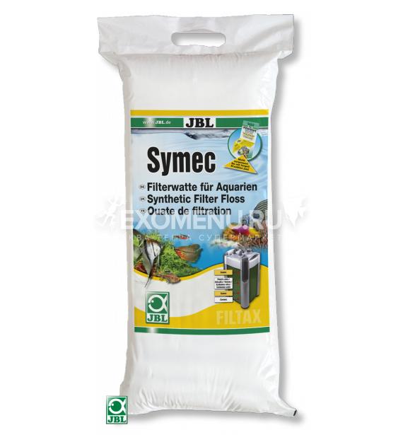 JBL Symec Filter Floss - Синтепон для аквариумного фильтра против любого помутнения воды, 100 г