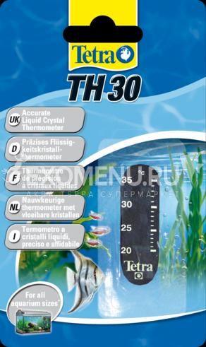 Термометр жидкокристаллический Tetra TH30 (от 20-30 С)  753693