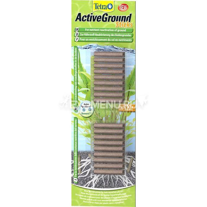 Удобрение для растений Tetra  ActiveGround Sticks  в виде палочек 2 * 9 шт