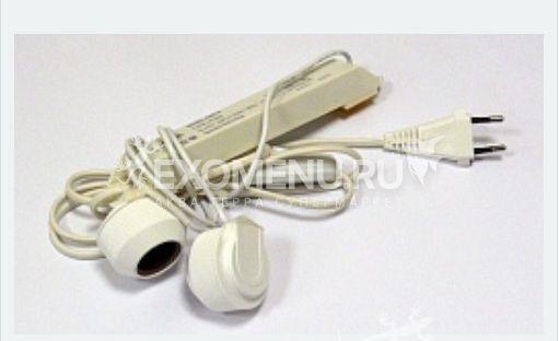 Осветительный комплект для крышки STD 600*300