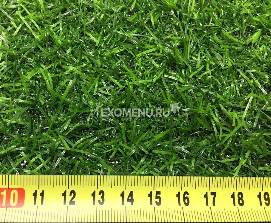 Декоративное покрытие для террариума 50х50 см (искуственная трава 18мм)