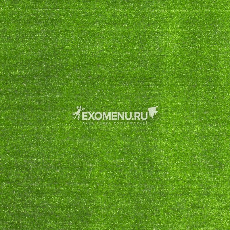 Декоративное покрытие для террариума 100х50 см (искусственная трава 4мм)