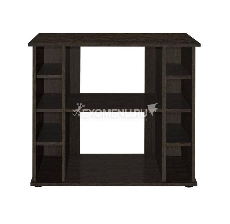 Подставка без дверок ALTUM 135/CRYSTAL 145 (венге) влагостойкая плита ЛДСП 16/22 мм, кромка ПВХ 0,4 фото