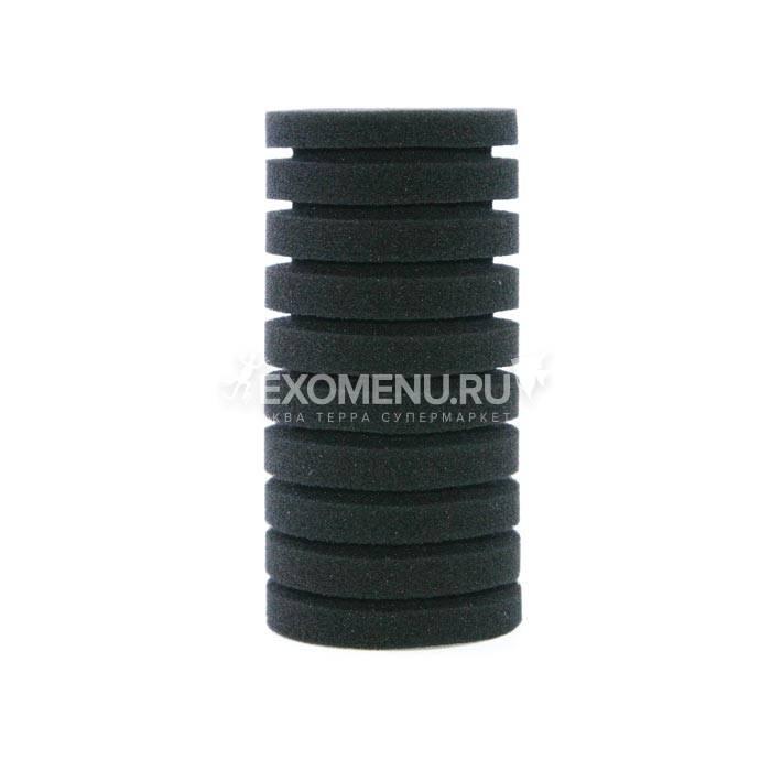 Губка фильтрующая пенополиуретановая, 55*55*120мм