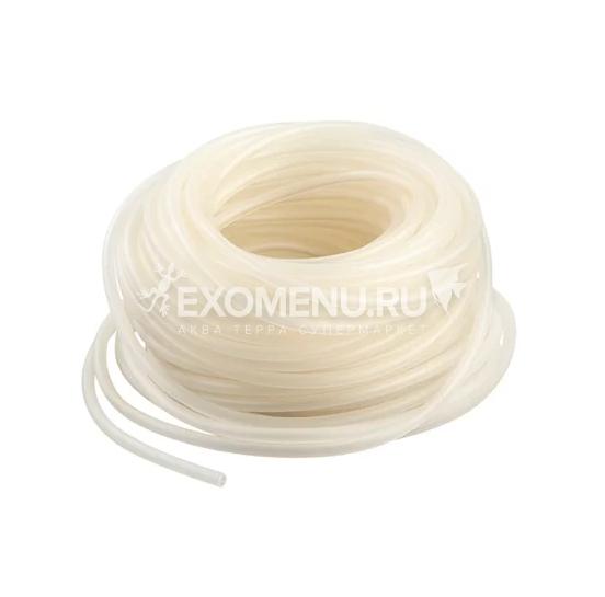 JBL Silicone hose 4/6 - Гибкий силиконовый шланг для воды, прозрачный, на катушке (100 м), цена за м