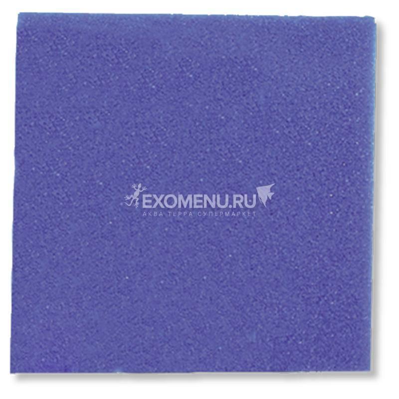 JBL Coarse Filter Foam - Листовая губка грубой фильтрации против любого помутнения воды, 50x50x2,5 см
