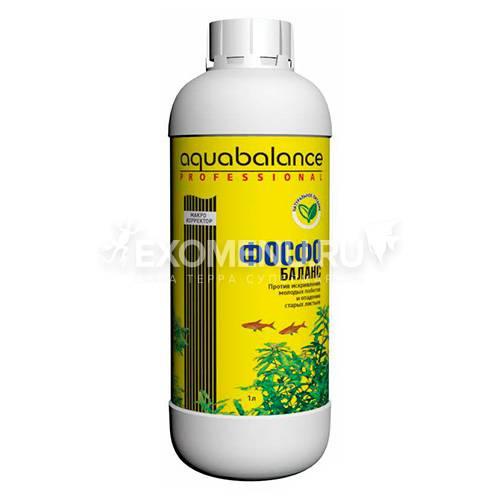 Удобрение для аквариумных растений Aquabalance Фосфо-баланс  1 л