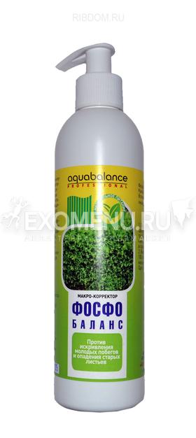 Удобрение для аквариумных растений Aquabalance Фосфо-баланс  250 мл