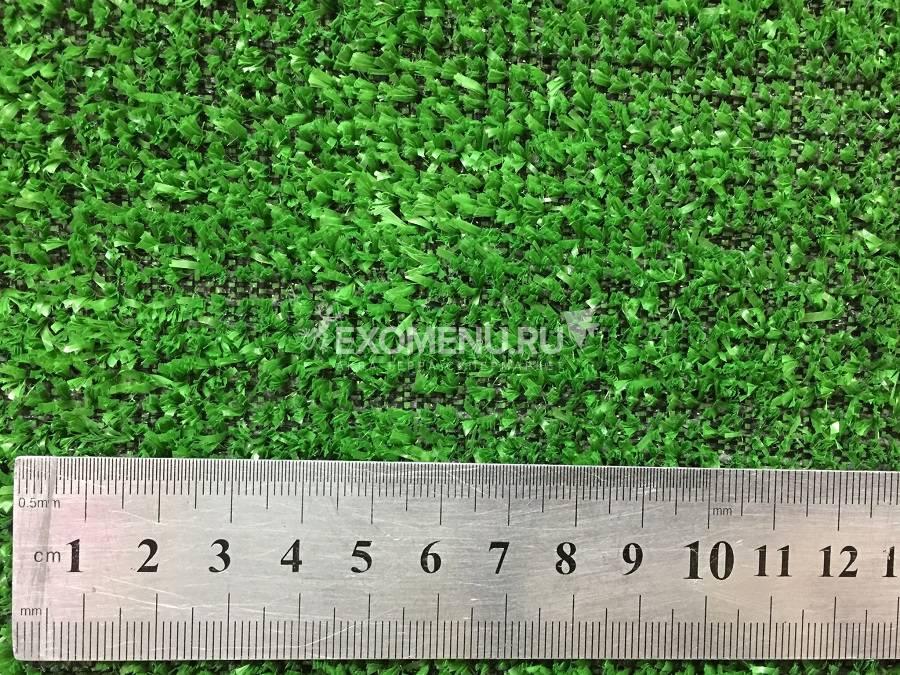 Декоративное покрытие для террариума 50х50 см (искуственная трава 6мм)
