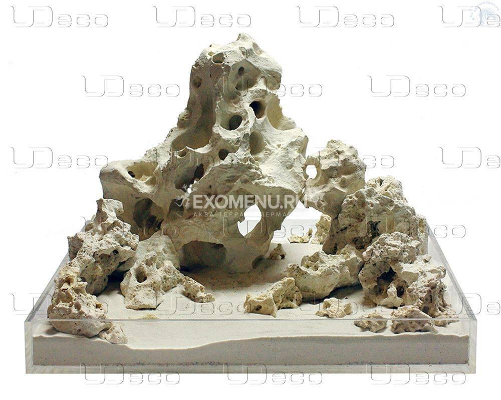 UDeco Sansibar Rock MIX SET 20 - Натуральный камень