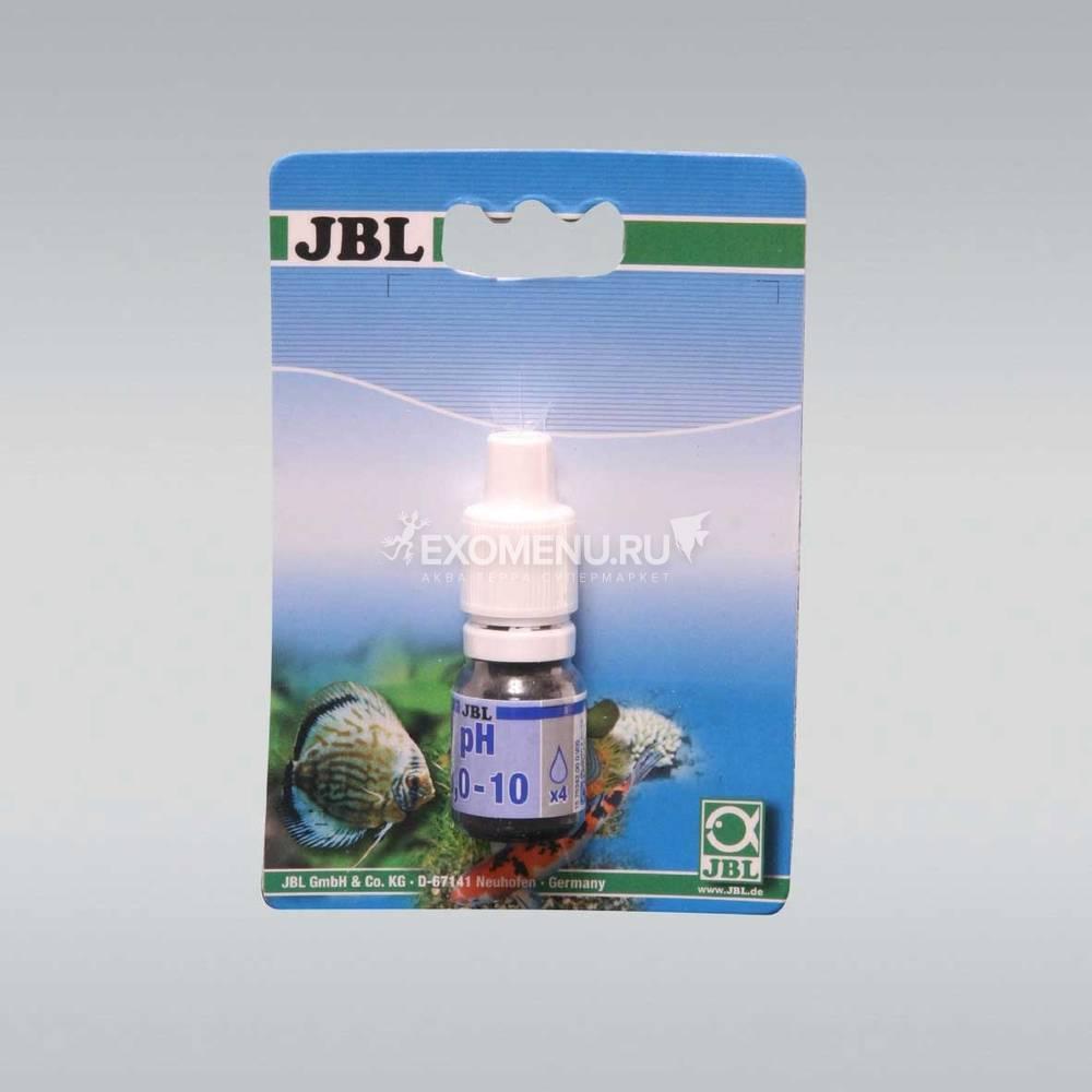 JBL pH 3,0-10,0 Refill - Дополнительный реагент для экспресс-теста JBL pH 3,0-10,0 Test