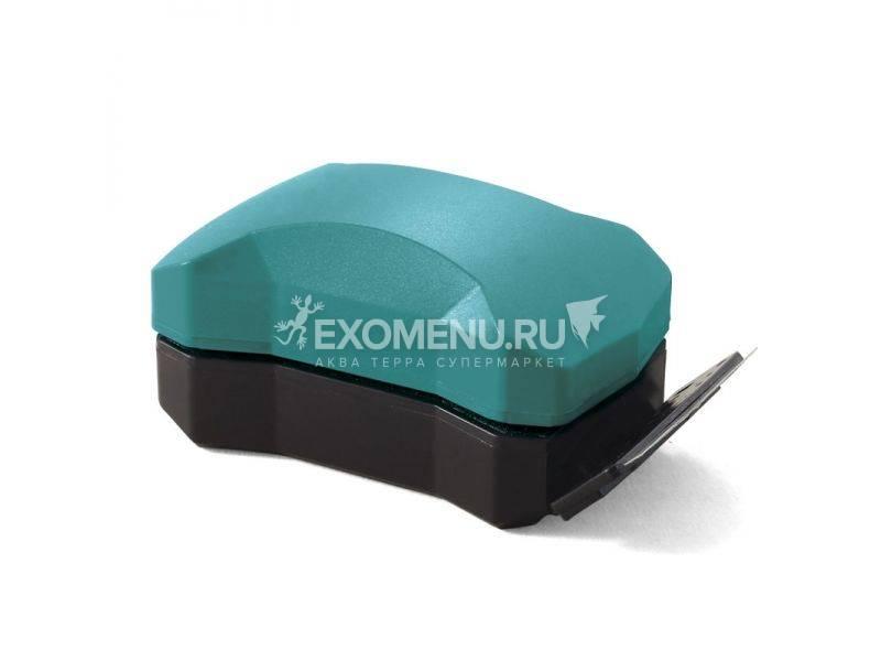 Скребок 0301LA магнитный, S, со сменными лезвиями, 90*60*50мм