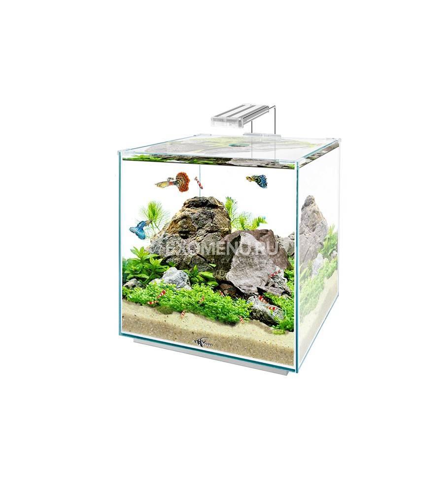 Аквариум Biodesign Q-SCAPE OPTI 10, 22х22х26 см