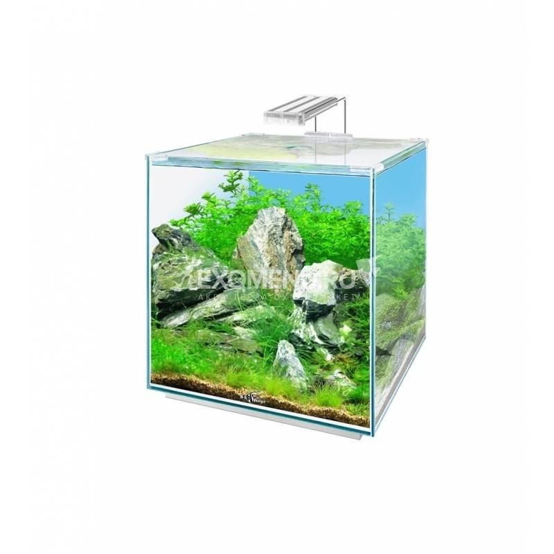 Аквариум Biodesign Q-SCAPE OPTI 15, 25х25х29 см
